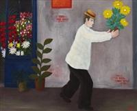 blomsterhandlaren by lennart jirlow
