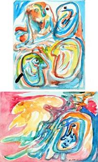 compositions (2 works) by finn pedersen