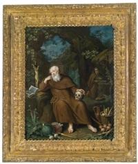 der heilige franziskus by peter (petrus) snyers