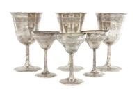 stemware (set of 12) by frank smith