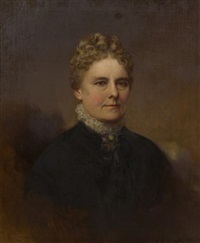 portrait by samuel bell waugh
