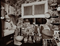 eight views of my lovers's apartment, may; and one view of mine - p. buffalo, new york by leslie krims