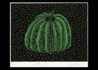 pumpkin gy by yayoi kusama