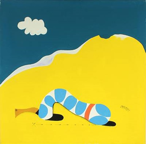 the worm illus for bk by carl christian by per arnoldi