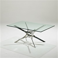 coffee table by roger sprunger