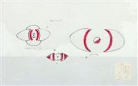 occhio di pietra by gianfranco baruchello