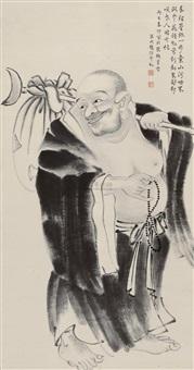人物 (figure) by zhao rong
