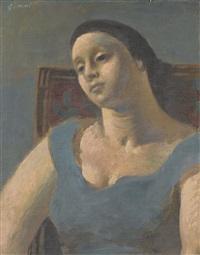 buste de femme by wilhelm gimmi