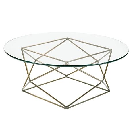 Geometric Coffee Table By Milo Baughman On Artnet