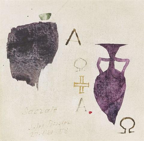 sacrale 29 okt 58 by julius bissier