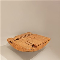 tavolino blocco galla (blocco galla coffee table) by giuseppe rivadossi