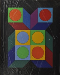 o.t. (geometr. komposition) by victor vasarely