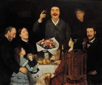 ritratto di famiglia by frédéric astruc