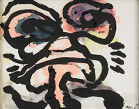 le ministre by karel appel