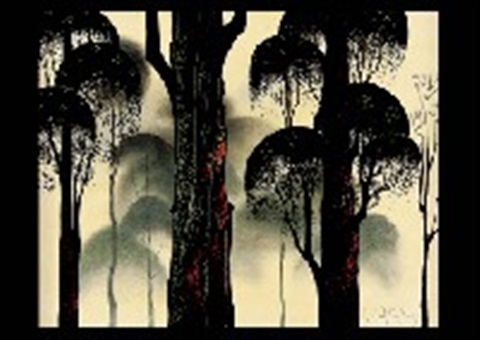 eucalyptus mist by eyvind earle