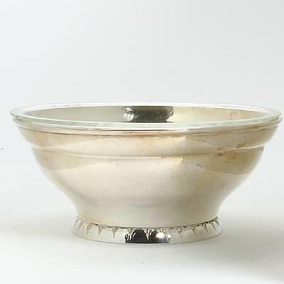 bowl by georg jensen (co.)