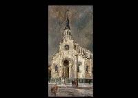 janne d'arc church (+ belgium, lrgr; 2 works) by osamu konma