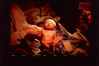 the birth of lily june 2 nyc by nan goldin