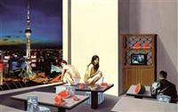 the night of shanghai by ta men
