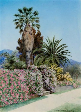 buenaventura santa barbara california by george elbert burr
