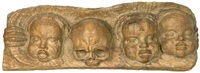 allegorie der vier winde by joachim christoph ludwig utech