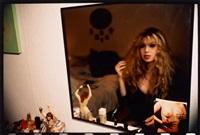 joey at my mirror at hornstr. berlin by nan goldin