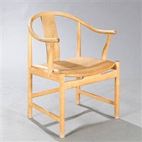 china chair (model pp 66) by hans j. wegner