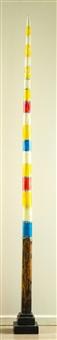 spirit pole by john geldersma