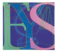 untitled (yes) by michael craig-martin