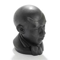 portrait of the sculptor niels möllerberg by adam fischer