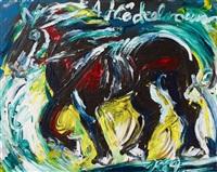 pferd by antonius höckelmann