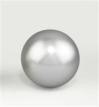 silberne kugel by katharina fritsch