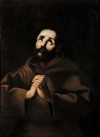 san francesco by pietro antonio novelli