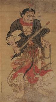 门神 by li fuqian