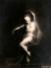 o.t. (weiblicher akt) (collab. w/angelo porta) by roberto baccarini