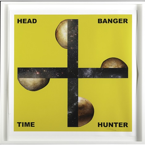 head banger/time hunter by sterling ruby