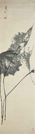 lotus by bada shanren