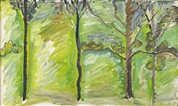 träd by alf lindberg
