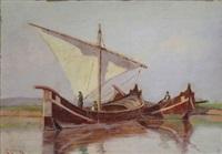 pescatori by renuccio renucci