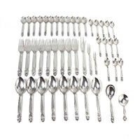 acorn cutlery (set of 46) by johan rohde