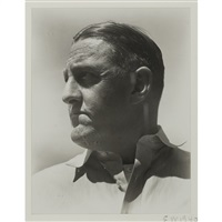 t. e. hanley by edward weston