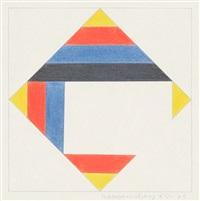 skizze 1965-1975 by verena loewensberg