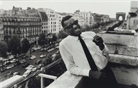 ray charles, paris by claude azoulay