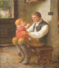 vater und kind by bengt nordenberg