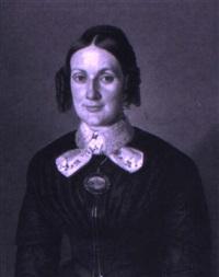 porträt der therese geissmann by sebastian gutzwiller