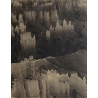 bryce canyon, no. 2 by laura gilpin