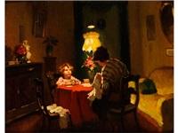 abend im salon by cafiero filippelli