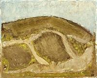 rolling landscape by johannes hofmeister