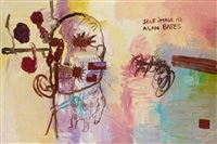self image as alan bates by bjarne melgaard