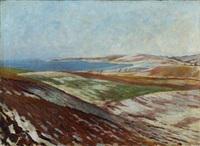 view of knebel vig by max nathan
